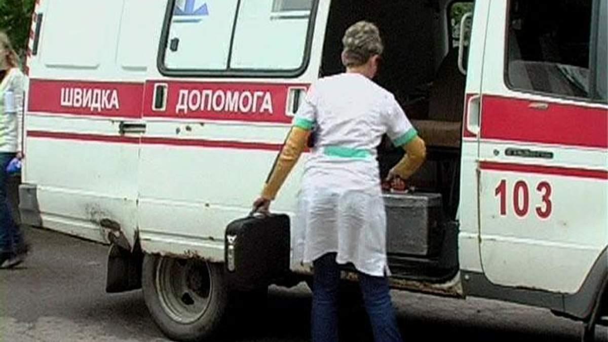 Врачам медпомощи в Киеве выдадут видеорегистраторы и сирены