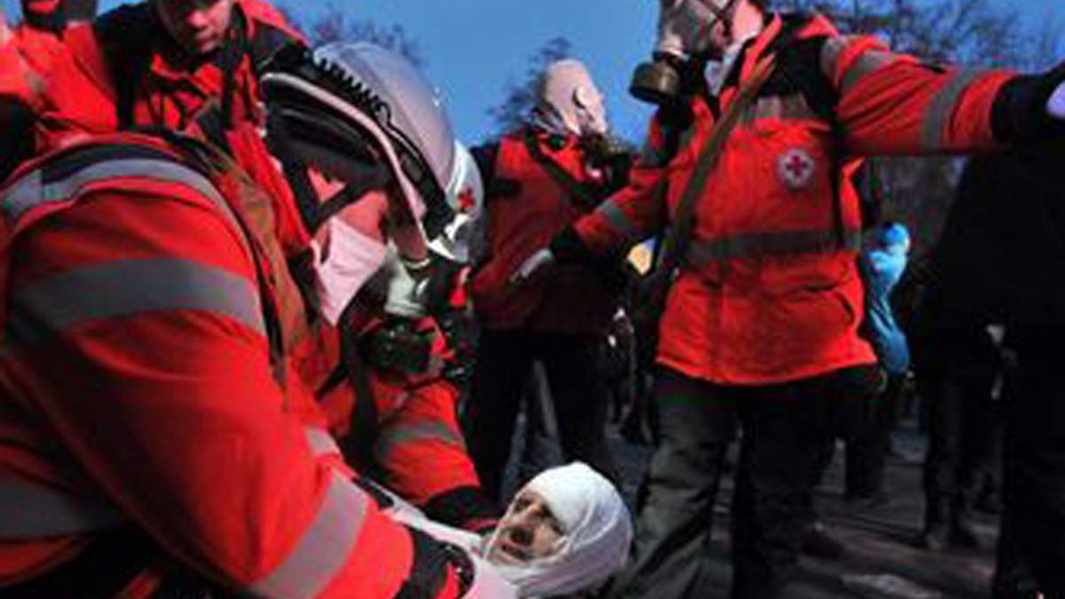 Раненым активистам Евромайдана, обратившихся в больницы, могут приписать наркозависимость