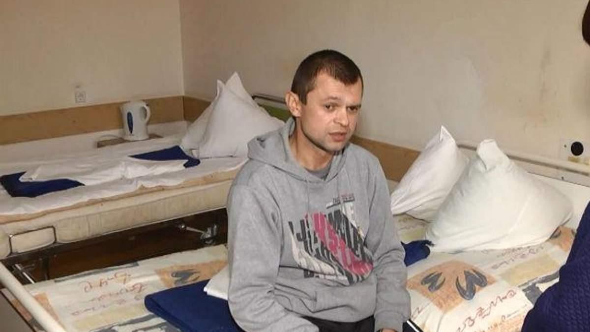 Канадские хирурги оперируют раненых бойцов АТО