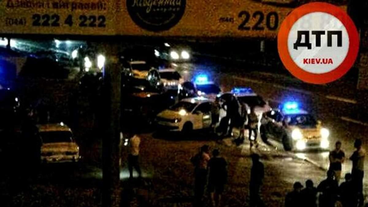 У центрі Києва обстріляли двох перехожих, — ЗМІ