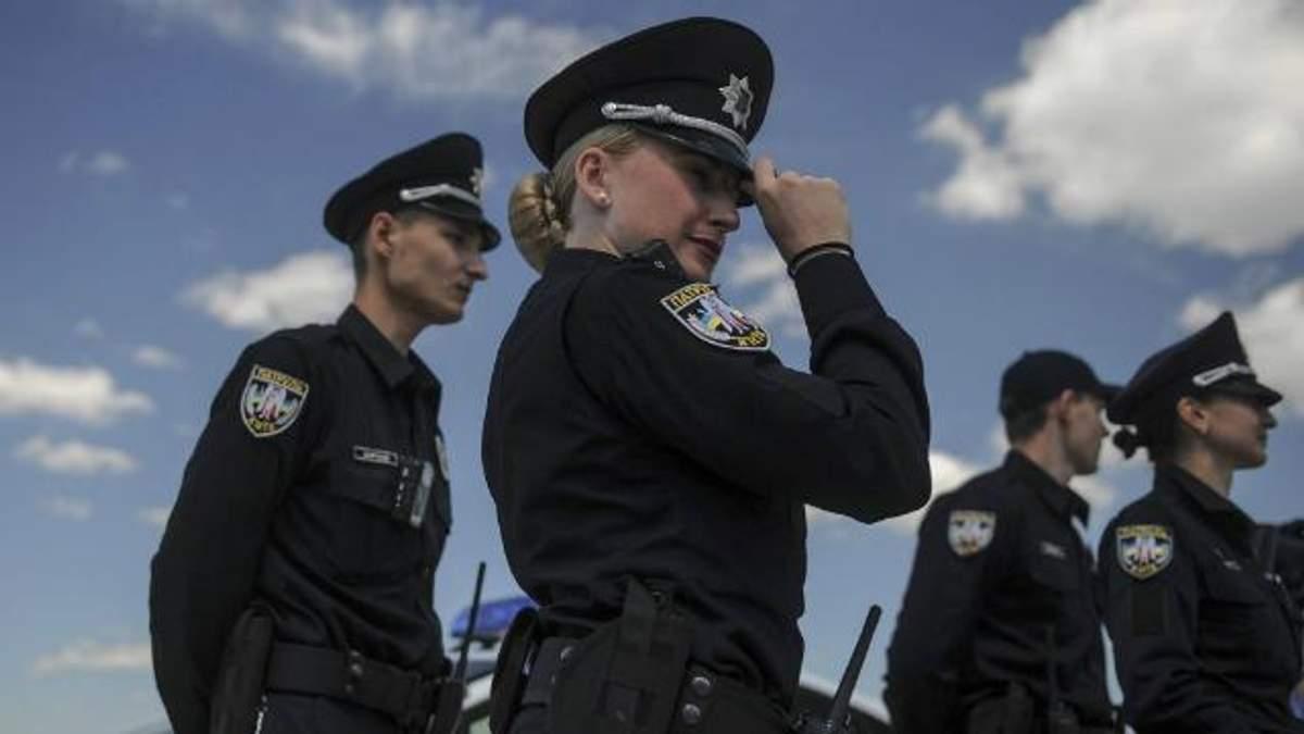 """Вибухівка та """"шоколадний"""" крадій: поліція відзвітувала про """"гарячі"""" вихідні"""