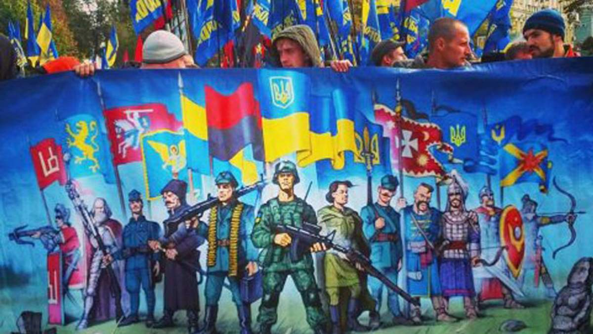 ТОП-новини: Перший День захисника України, Лавров став конем