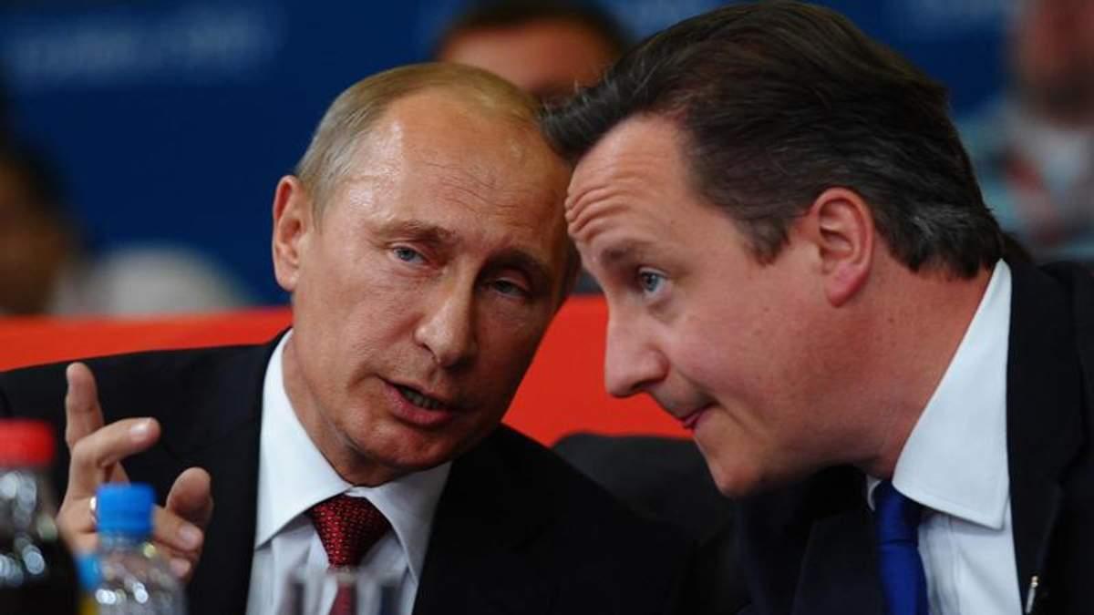"""Великобритания будет сотрудничать с Россией в борьбе против """"Исламского государства"""""""