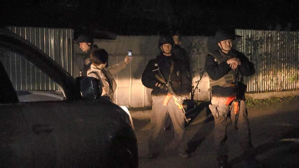 """Инцидент с бойцами """"Торнадо"""" под Киевом: что произошло"""