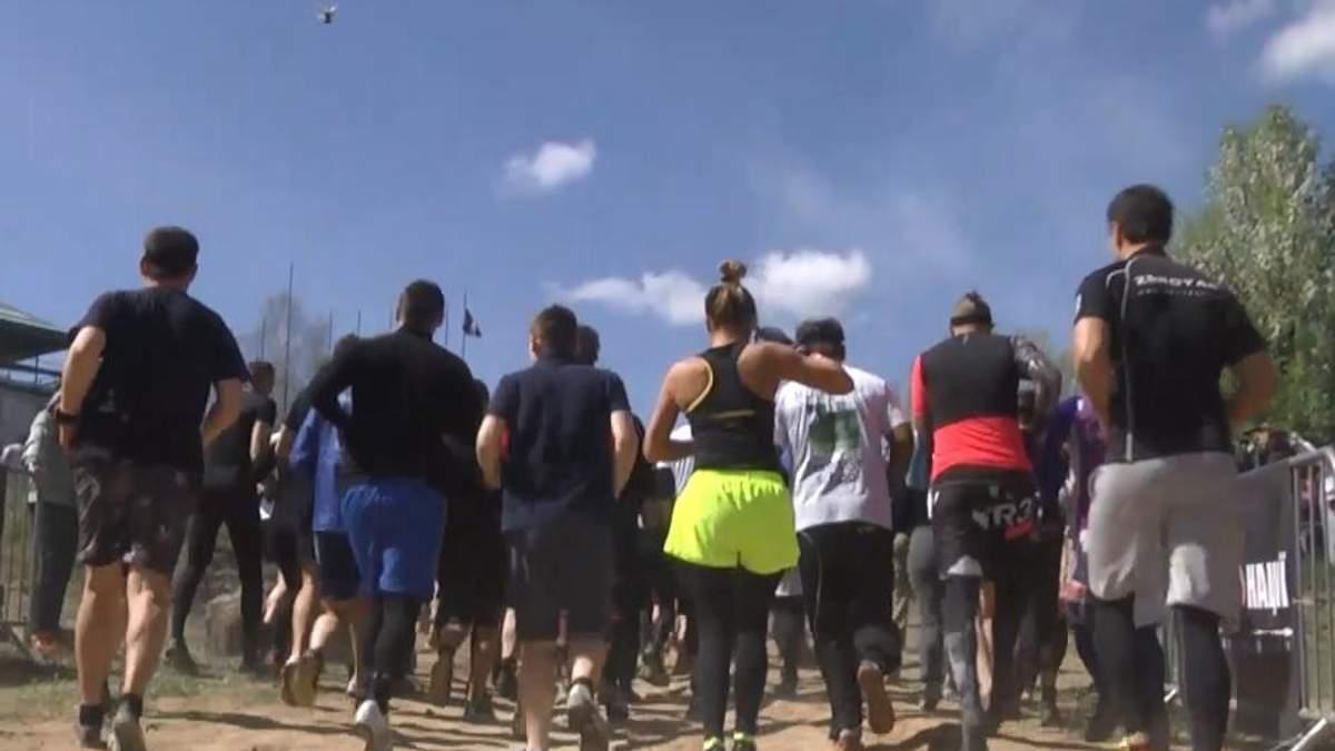 Понад тисяча бігунів зібралися під Києвом