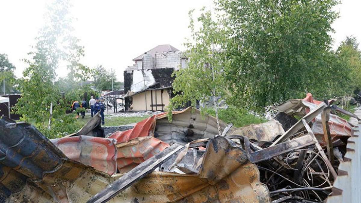 У власника будинку для літніх людей, який згорів на Київщині, є ще 8 схожих закладів