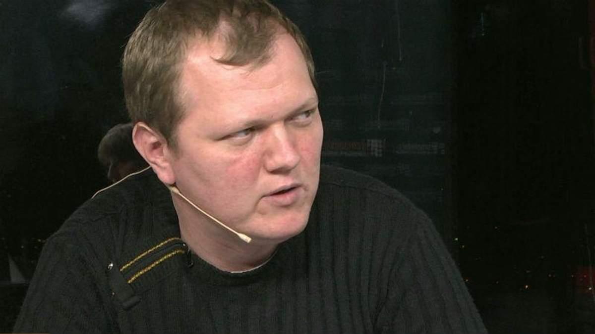 В Киеве избили журналиста