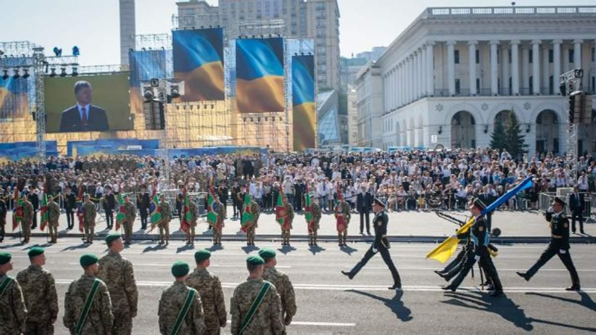 В Міноборони заінтригували новинками, які готують до параду на День Незалежності