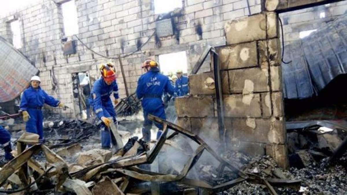 Прокуратура назвала подозреваемого в гибели 18 человек в доме престарелых на Киевщине