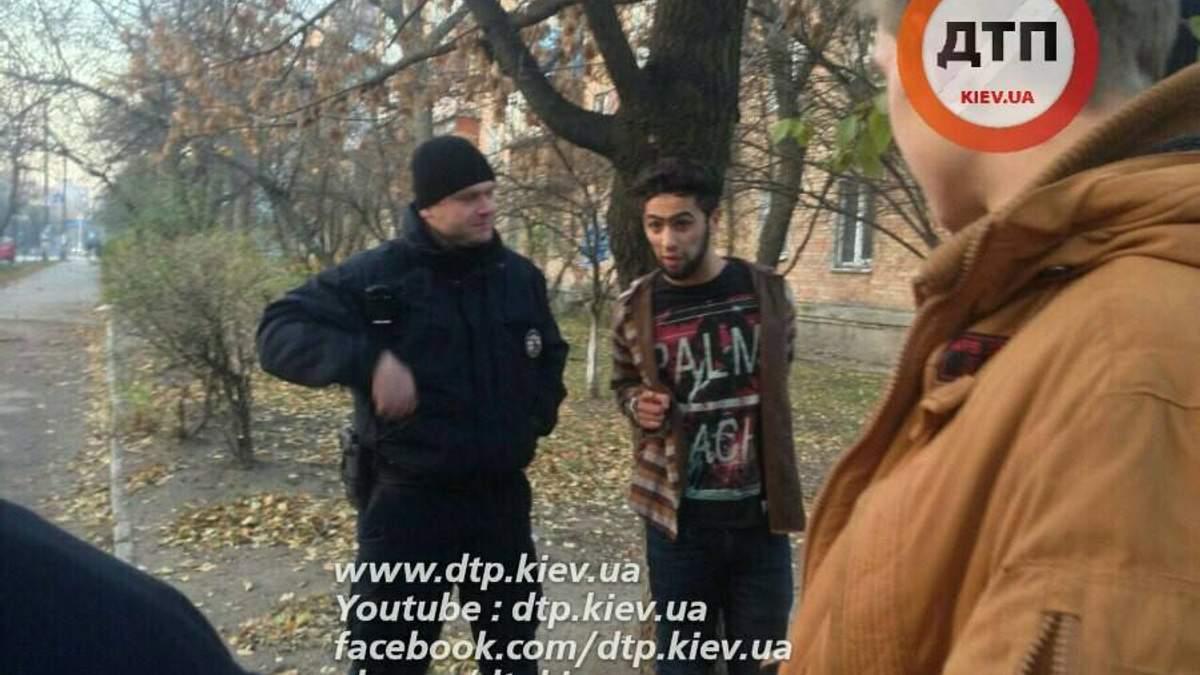 У Києві іноземці влаштували п'яні розбірки