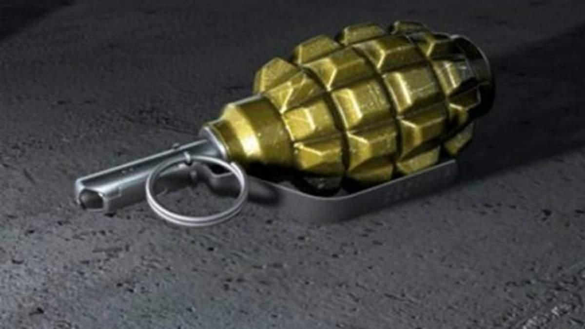 П'яний молодик підірвав гранату в центрі Києва