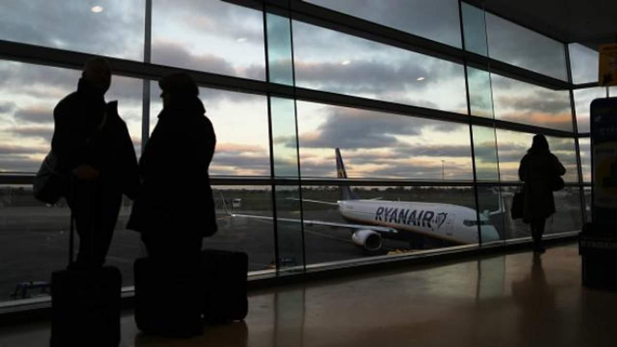 Історичний день – перший Ryanair приземлився в Україні: з'явились фото