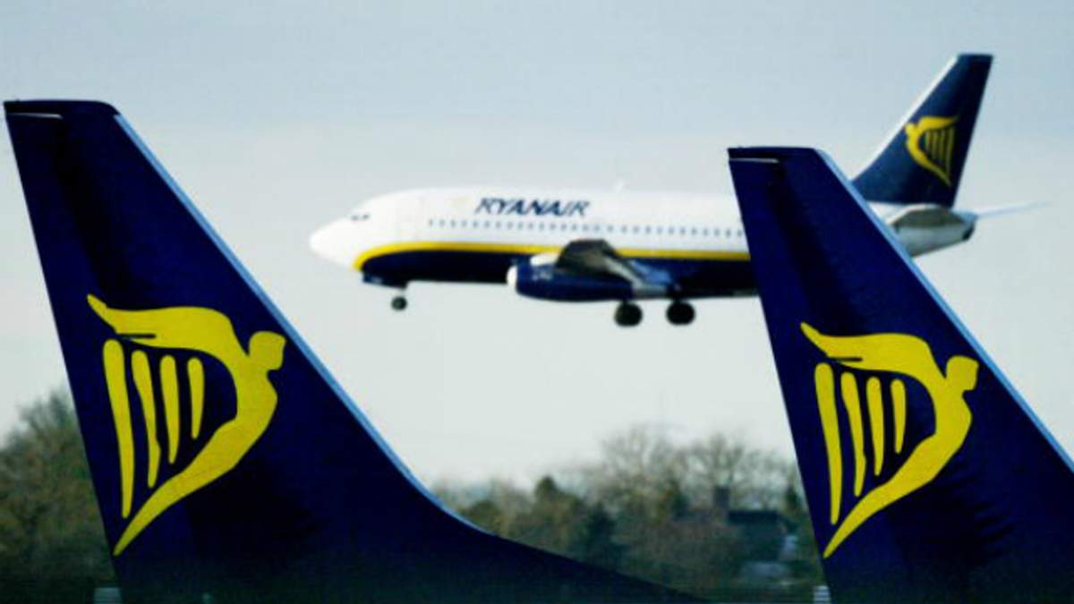 Ryanair оголосив, куди літатиме з України