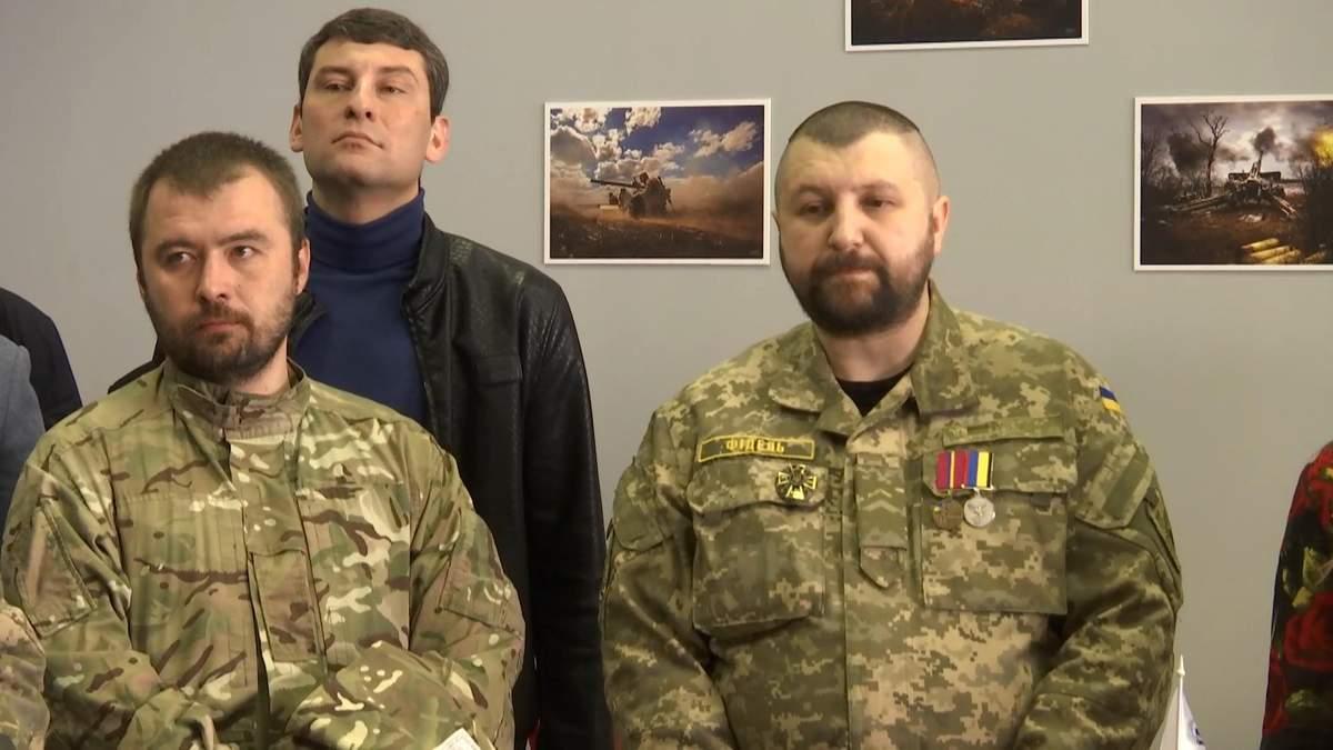 У Києві відкрили центр юридичної допомоги учасникам АТО