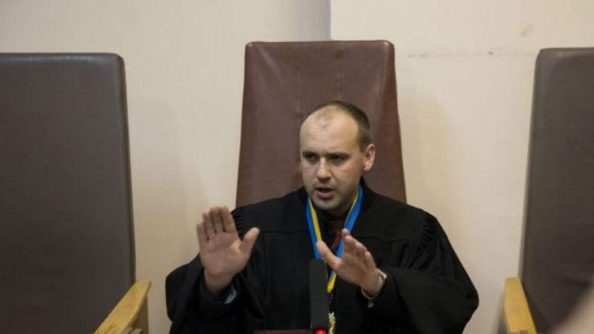Дело Мартыненко будет рассматривать одиозный судья, который слушал дело Насирова