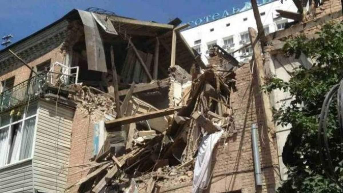 Взрыв дома в Киеве: число погибших возросло