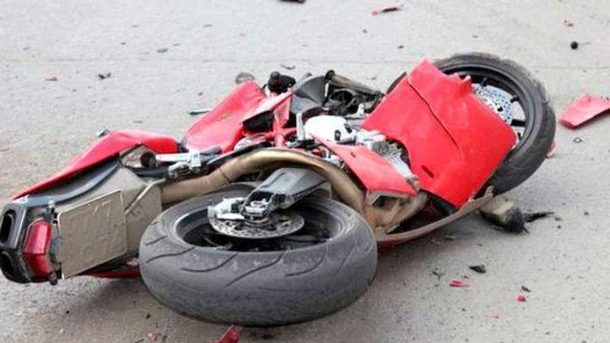 З'явились жахливі деталі ДТП в Києві, в якій загинуло два байкери