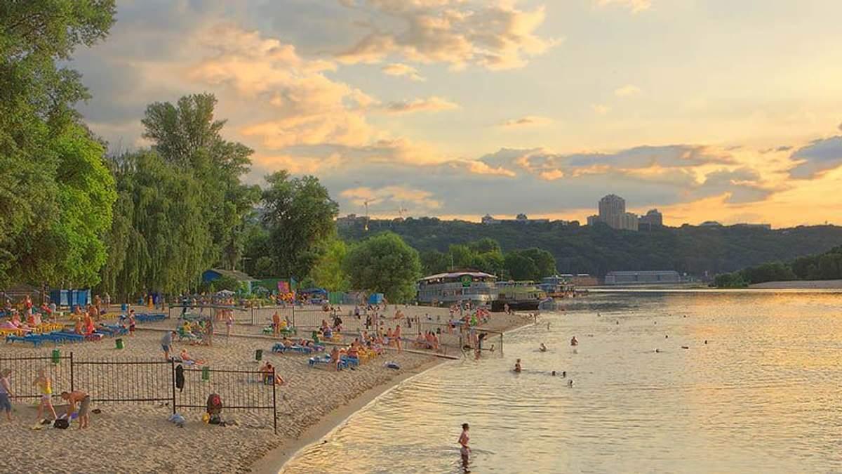 В яких озерах Києва можна купатись: перелік