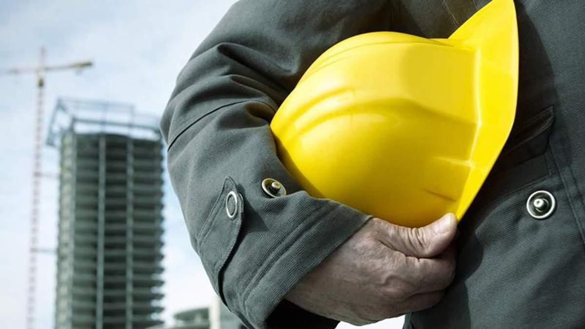 Молодой строитель трагически погиб в Киеве