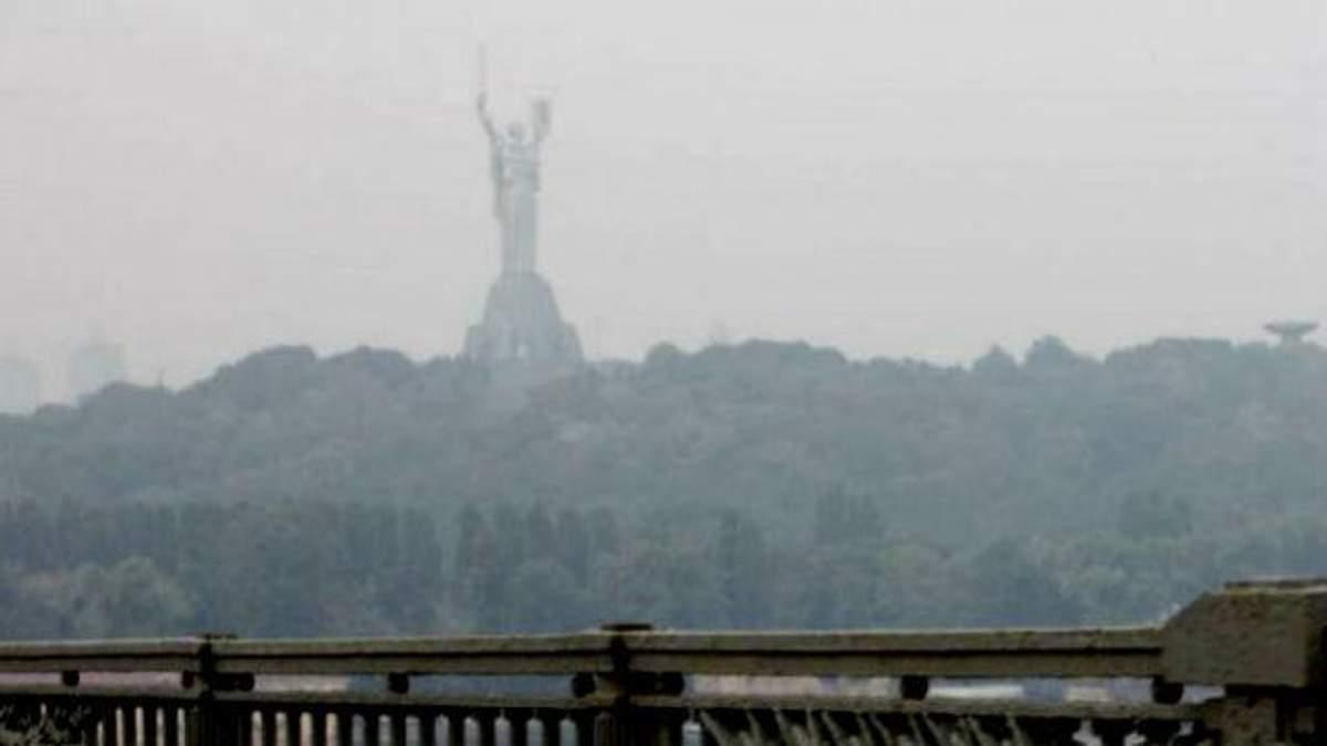 Спека у Києві абруднює повітря: найнебезпечніші райони Києва