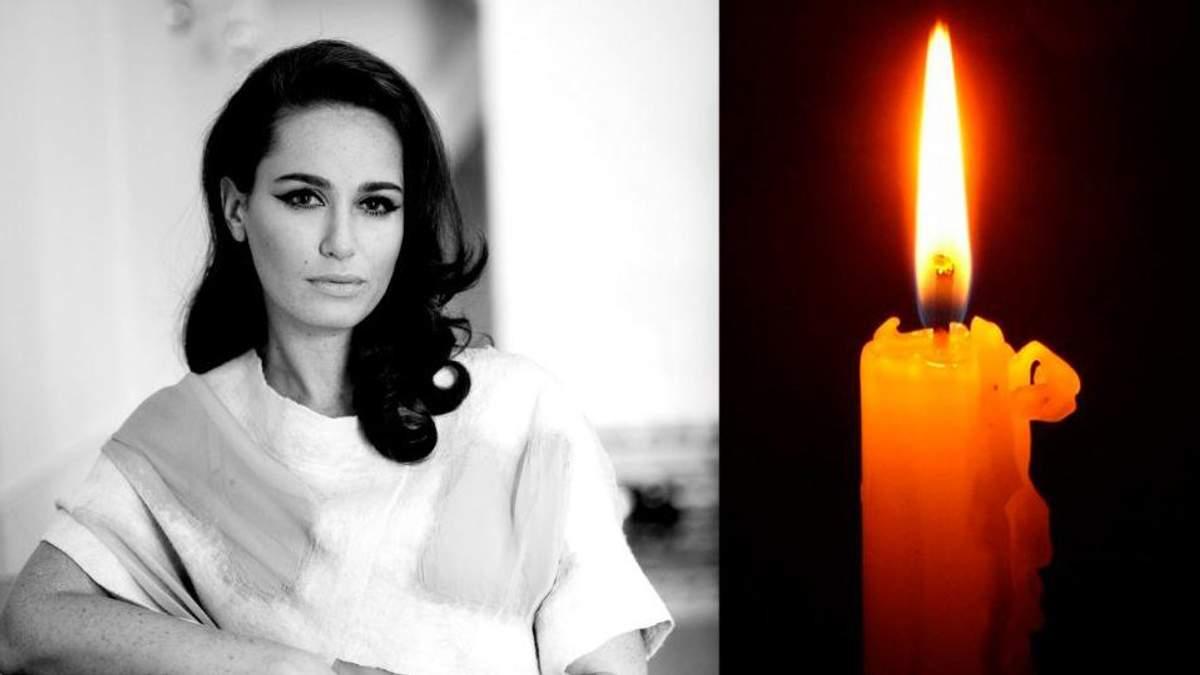 Похороны Ирины Бережной в Киеве 10 августа