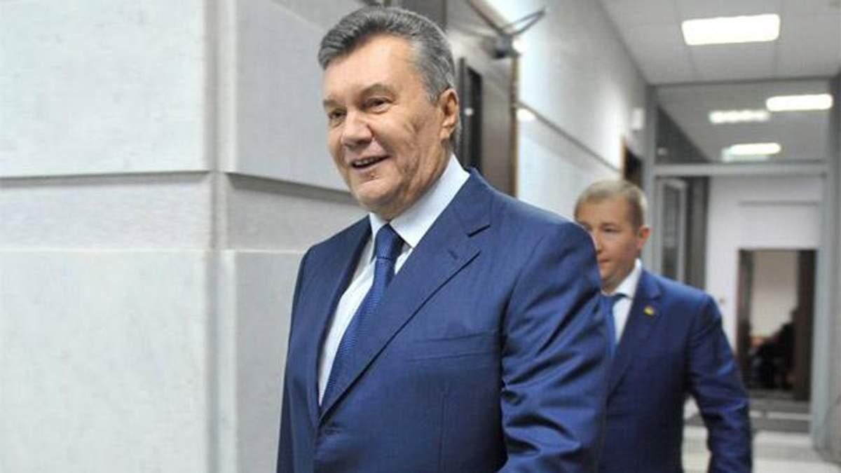 Відкладена держзрада: суд над Януковичем знову перенесли