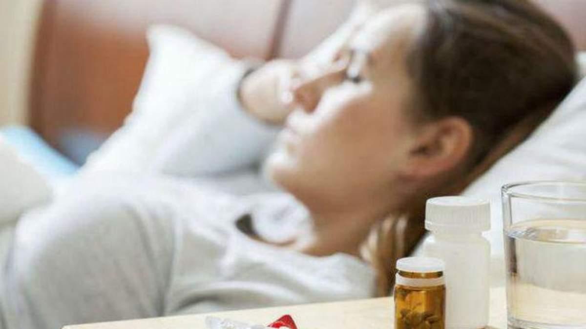 У Києві з грипом злягли понад 14 тисяч людей