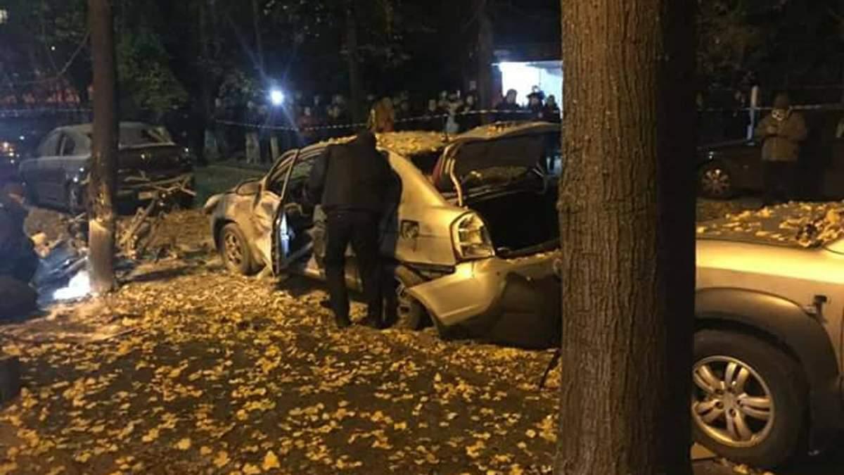 В Киеве произошло покушение на Игоря Мосийчука и Виталия Балу