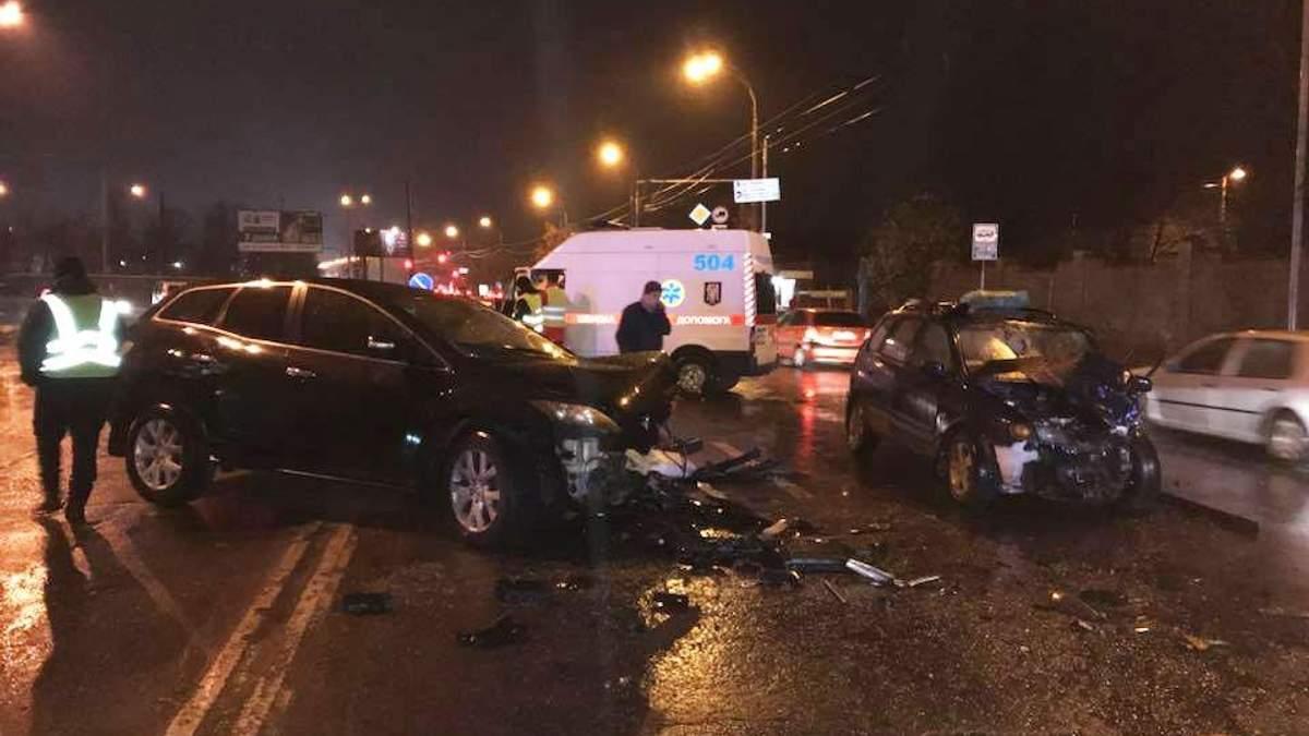 У поліції повідомили деталі про смертельну аварію за участі начальника сервісного центру МВС