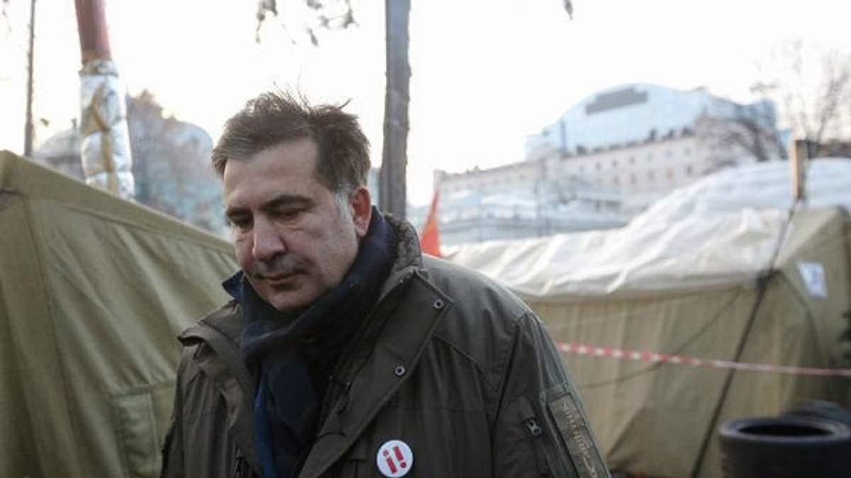 Саакашвили задержали в квартире экс-главы полиции Луганщины, – СМИ