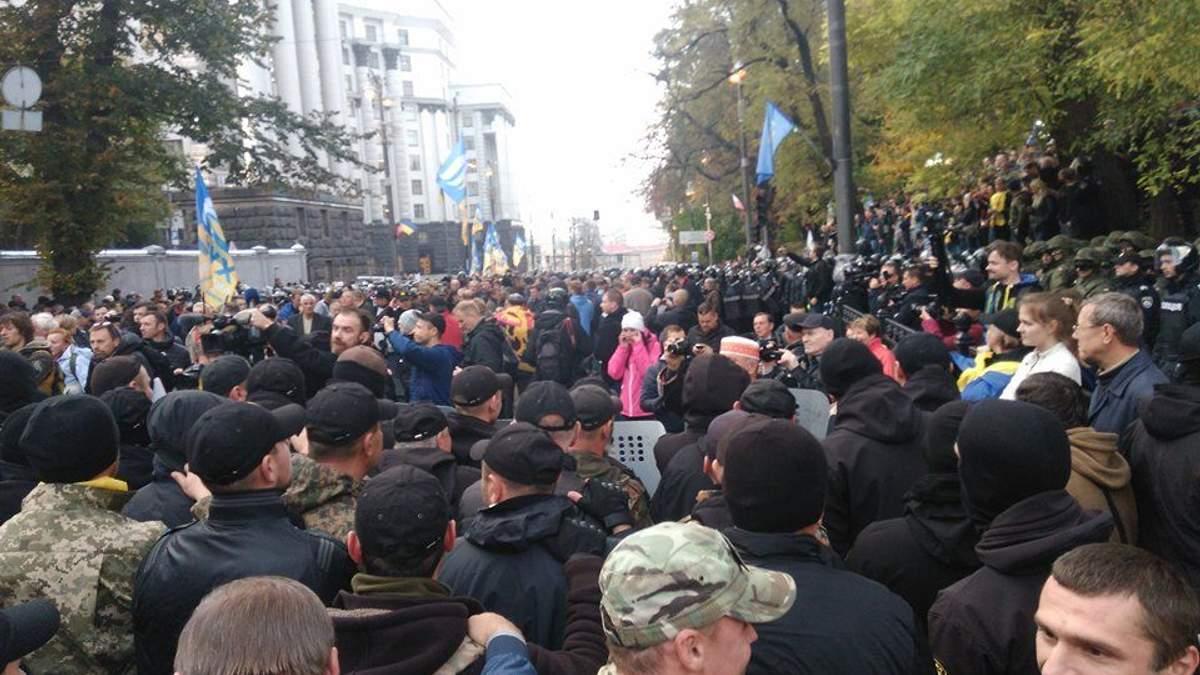 В українців розвивається масовий хронічний мазохізм: мирні протести ніколи не бувають мирними