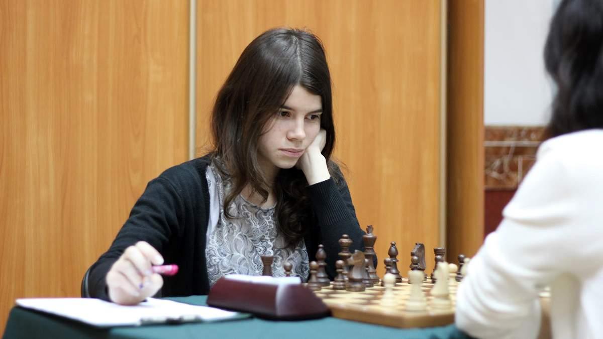 Чемпіонка України-2017 Юлія Осьмак зіграє із сильною суперницею
