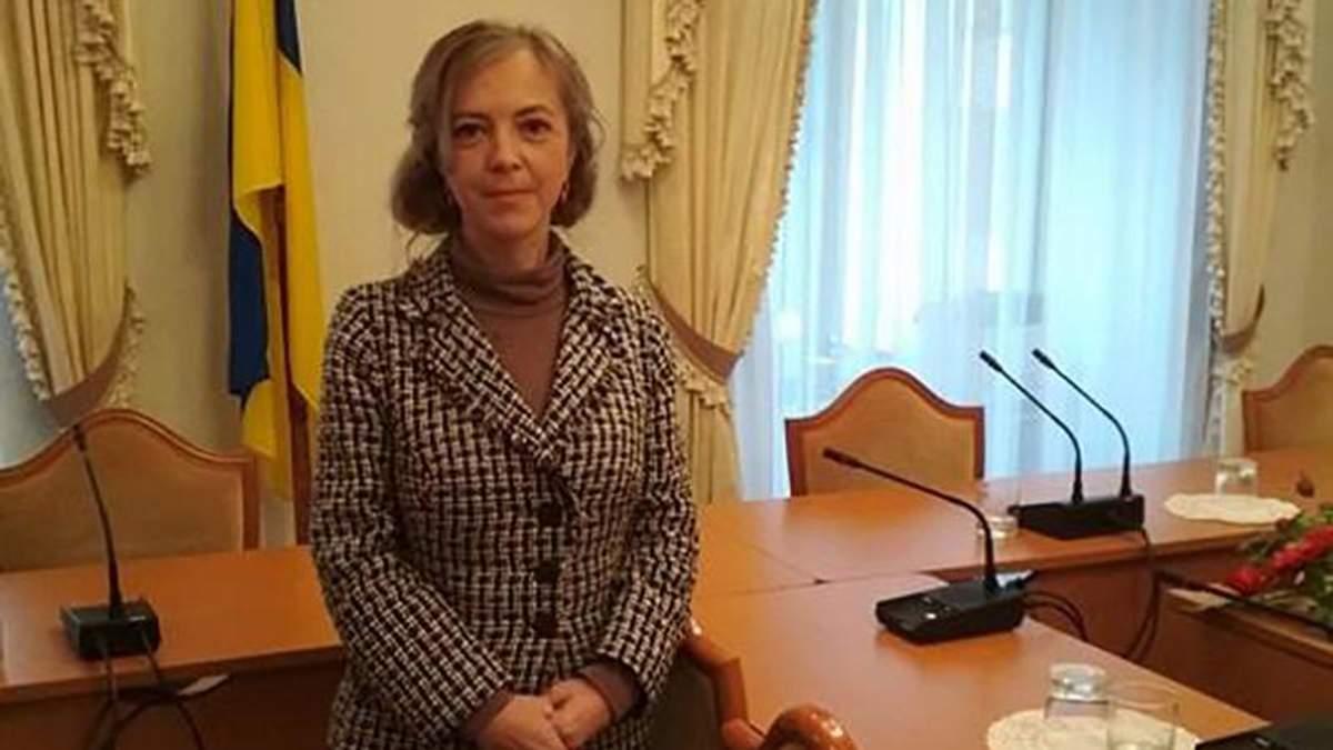 Ірина Ноздровська