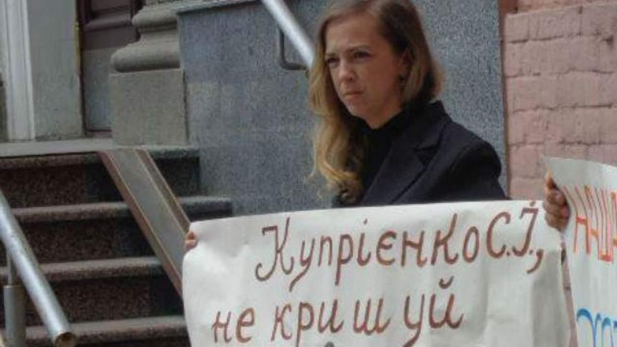 Смерть правозахисниці  на Київщині: за що могли вбити Ірину Ноздровську