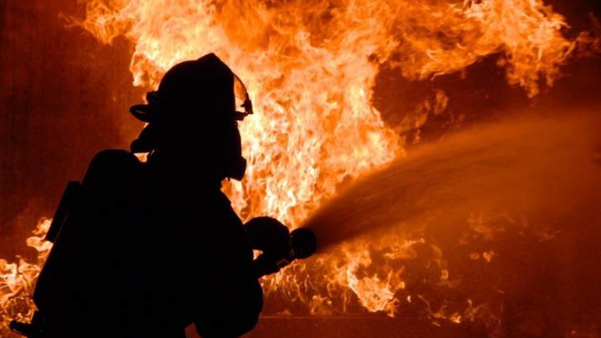У пожежі у багатоповерхівці на Русанівці загинула жінка