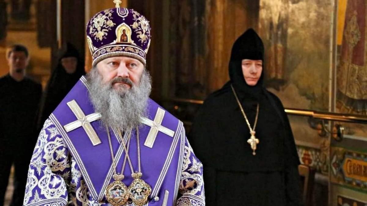 Крим ніколи не був українським, – намісник Києво-Печерської лаври