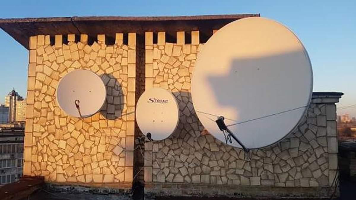 Ретрансляторів Кремль ТБ викрили у Києві