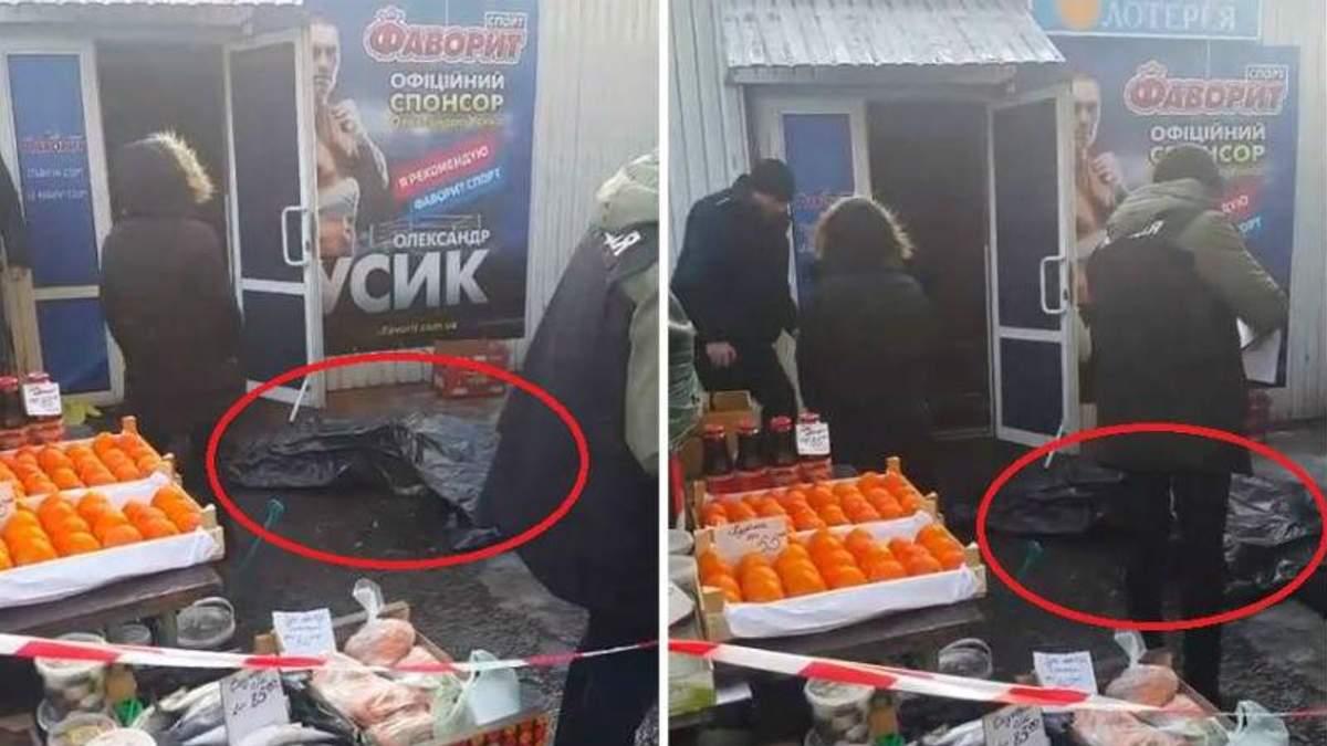 Вбивство у Києві: на вулиці застрелили чоловіка