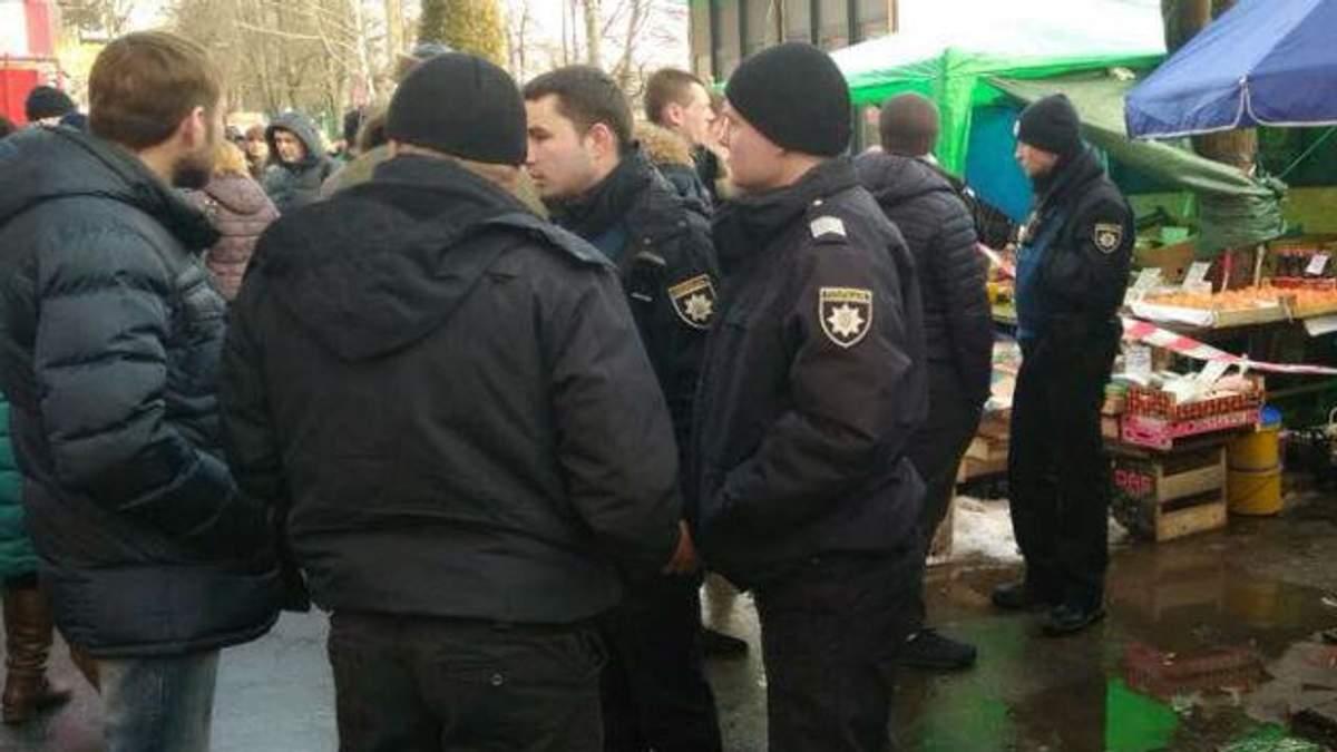 Вбивство у Києві: поліція затримала підозрюваного