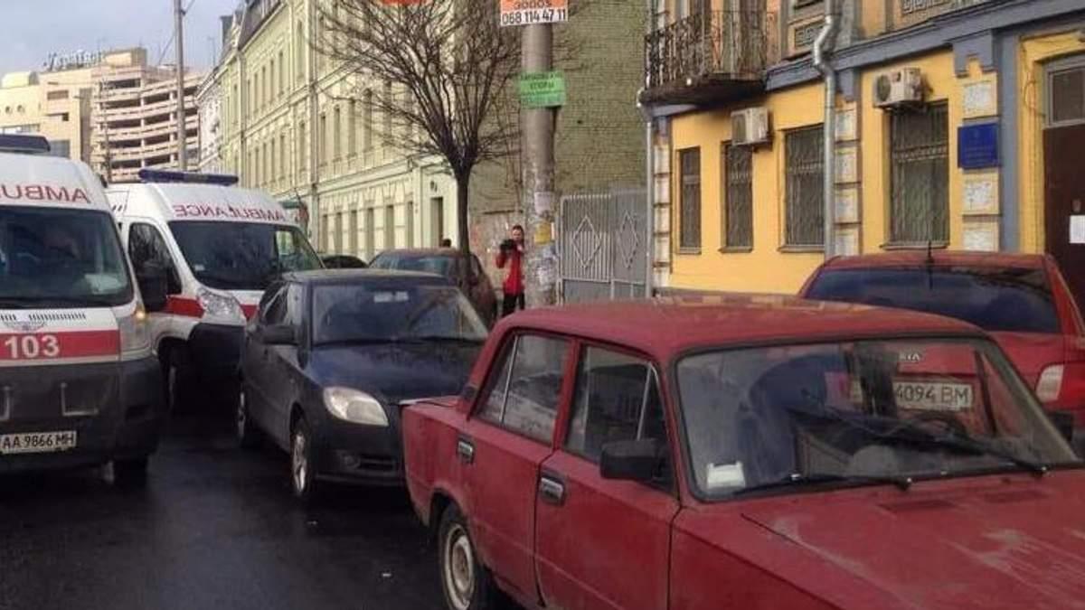 Стрілянина біля суду у Києві: оприлюднено уточнені деталі