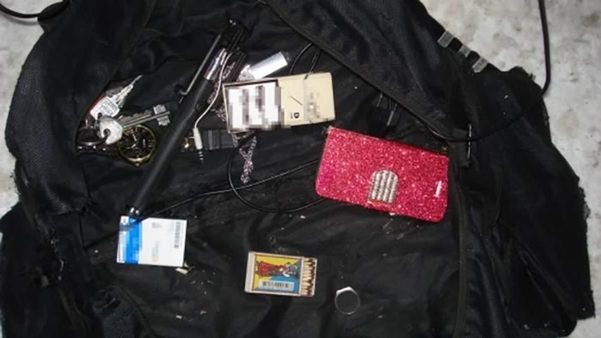 Полиция Киева задержала грабителя при попытке побега