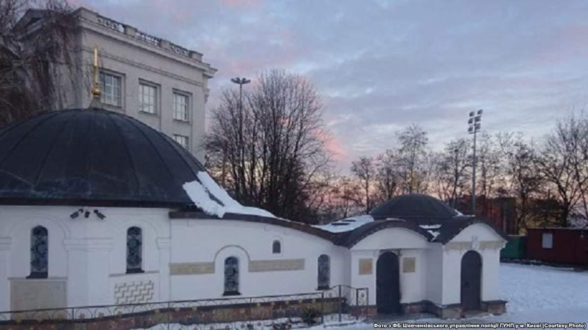 Петиція про знесення каплиці УПЦ МП в Києві зібрала необхідну кількість голосів
