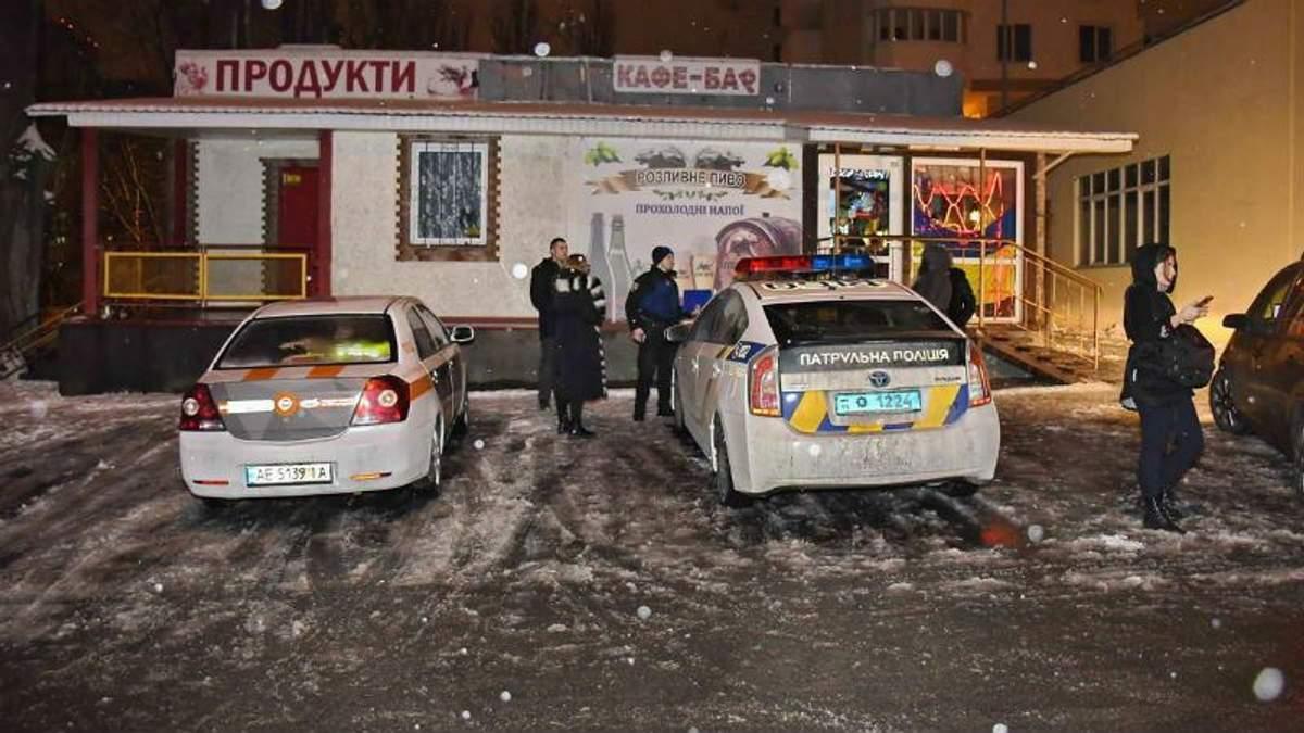 У Києві чоловік відкрив стрілянину по натовпу