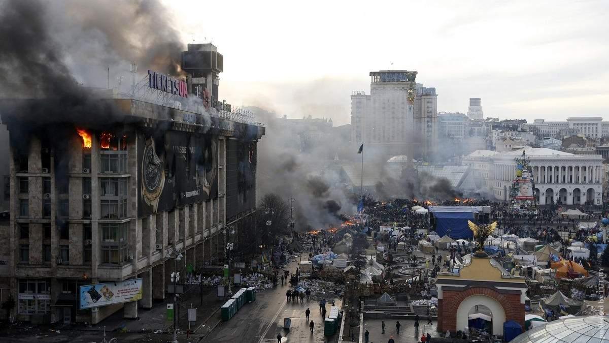 Поджог Дома профсоюзов: Суд начал рассмотрение дела