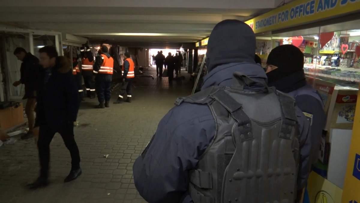 Снос МАФов в Киеве: законно ли это и кто прав?