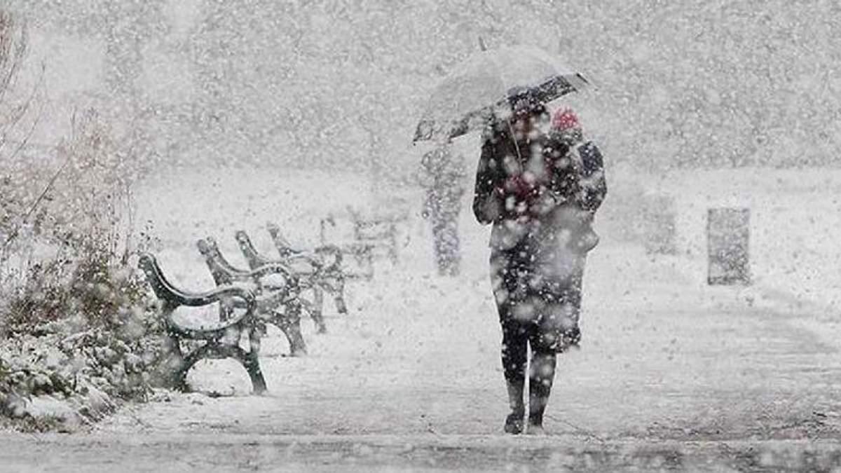 Негода в Україні: на Буковині вдарили рекордні за останні 60 років морози