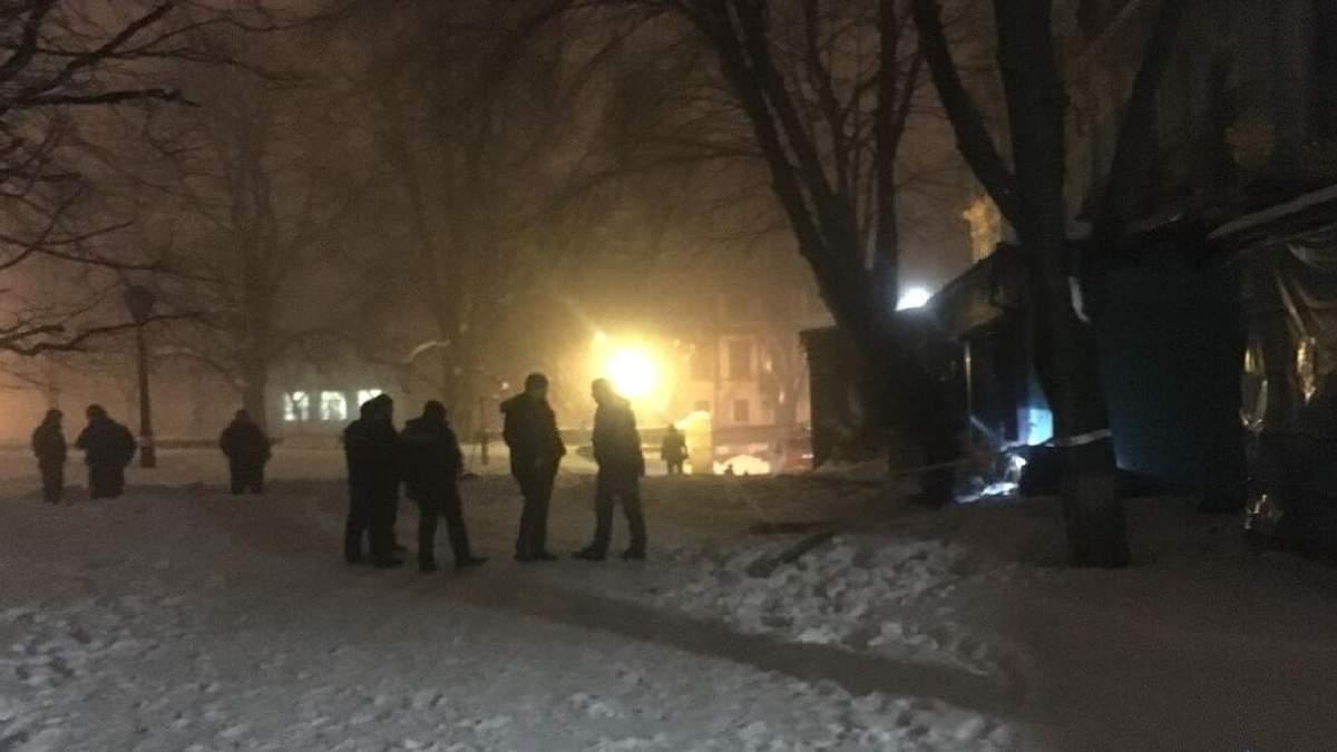 Обстріл ресторану з гранатомету у центрі Києва: коментар поліції
