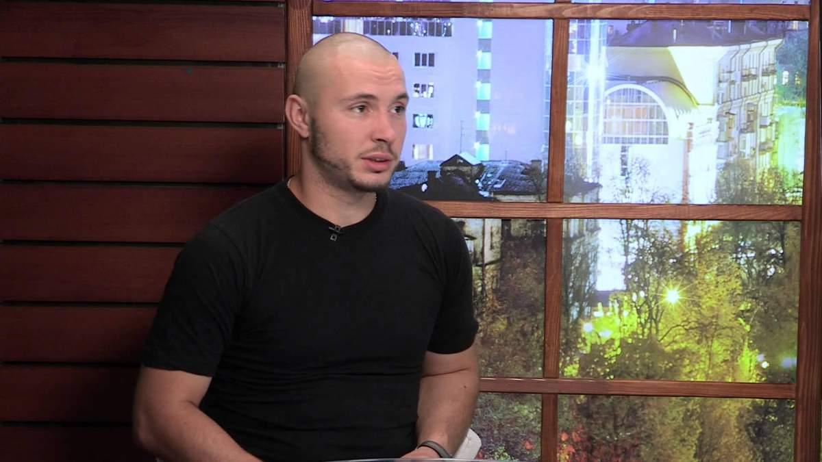 Для заключенного в Италии украинского бойца требуют изменить меру пресечения