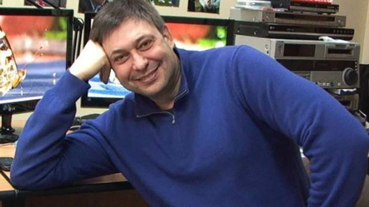 """У СБУ пояснили, за що затримали журналіста """"РИА Новости Украина"""""""