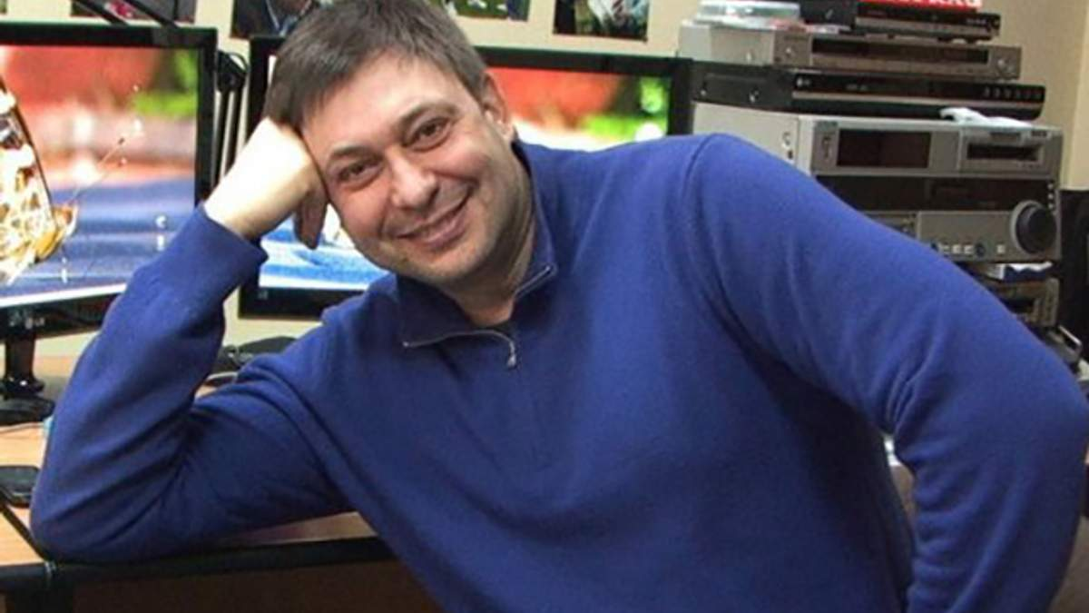 """В СБУ объяснили, за что задержали журналиста """"РИА Новости Украина"""""""
